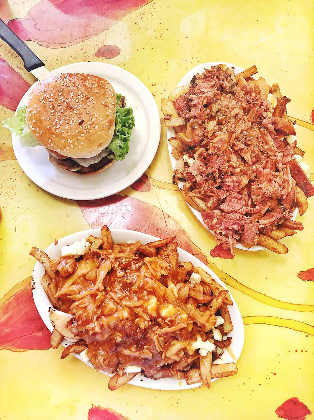 2 Days in Montreal - A Guide to What to Do and Where to Eat - La Banquise Poutine