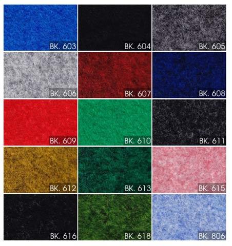 Warna karpet buana PERSADA KARPET