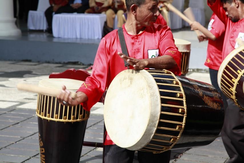 Tifa Totobuang, Alat Musik Tradisional Dari Maluku