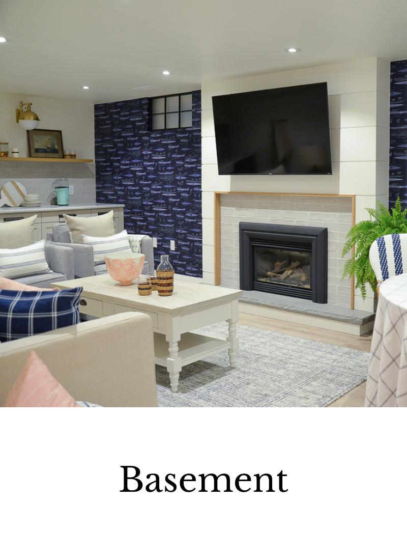 basement diy projects