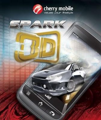 Cherry Mobile Spark 3D