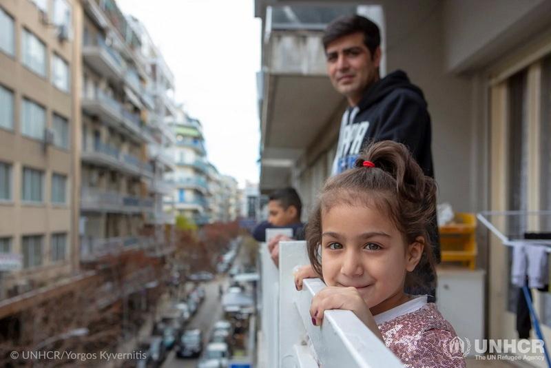 Η Ύπατη Αρμοστεία του ΟΗΕ καλωσορίζει την υποστήριξη 11 ελληνικών πόλεων προς τους πρόσφυγες