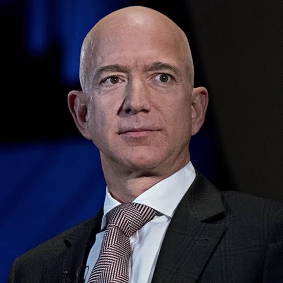 Top Richest People - Jeff Bezos
