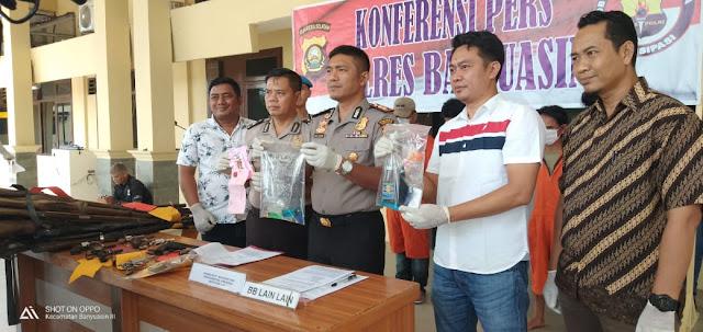 Pesta Narkoba Anak pejabat di Lingkungan Pemerintah Kabupaten Banyuasin