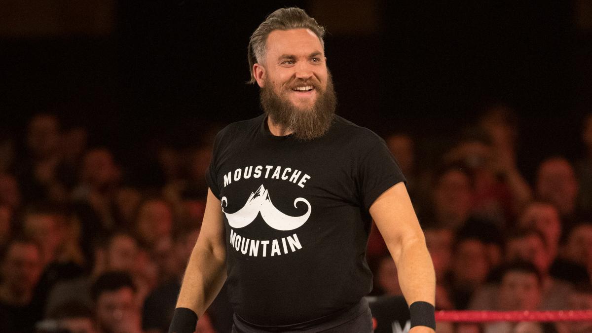 Trent Seven sairá por um tempo do NXT UK