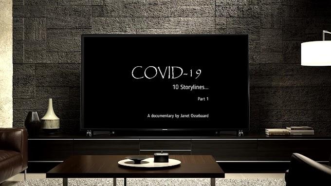COVID-19 por Janet Ossebaard y Cyntha Koeter