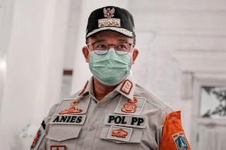 Gubernur Anies Baswedan Hanya Dijadikan Tumbal Kegagalan Pemerintah Pusat
