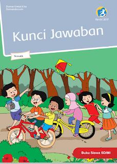 Kunci Jawaban Buku Tematik Kelas 6