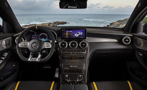 Interior Mercedes AMG GLC 63 S 4 Matic