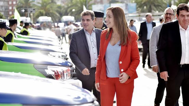 Vidal y Ritondo lanzaron el Operativo Sol 2018/2019