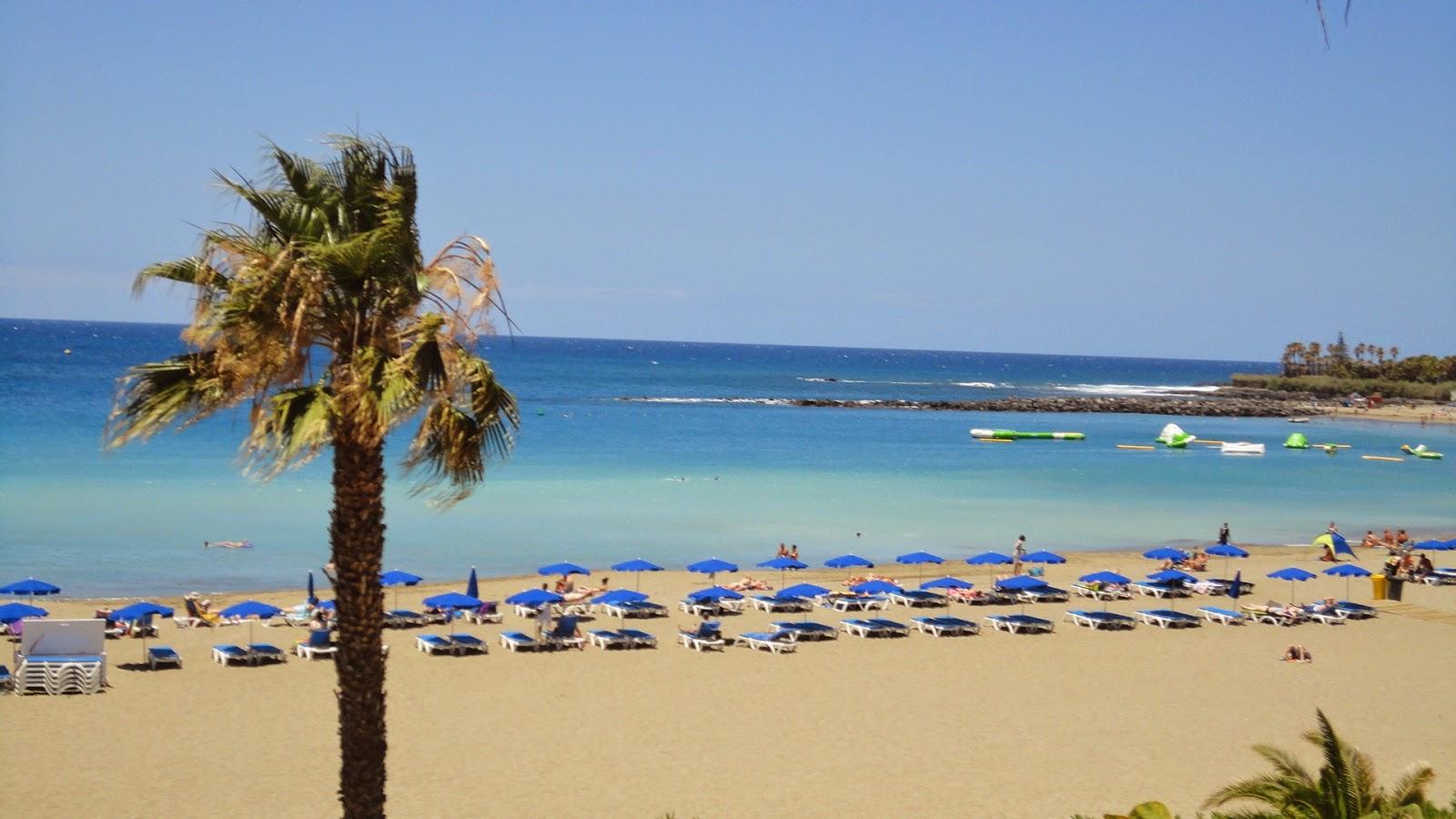 Beach of Teresitas, Tenerife