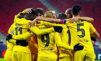 لنا عودة.. برشلونة يحذر بـ رسالة أخيرة بعد مغادرته دوري أبطال أوروبا