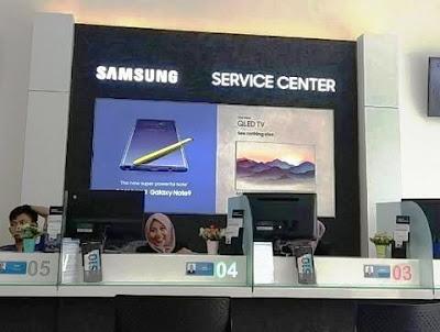lokasi service center handphone kota Bandung