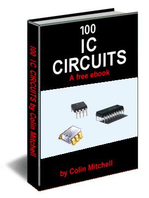 كتاب +100 دائرة الكترونية (IC Circuits 100)
