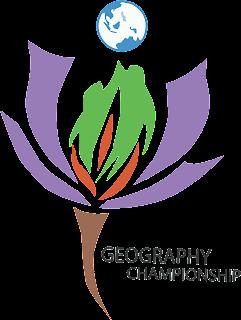 Maskot dan Logo Geography championship VIII