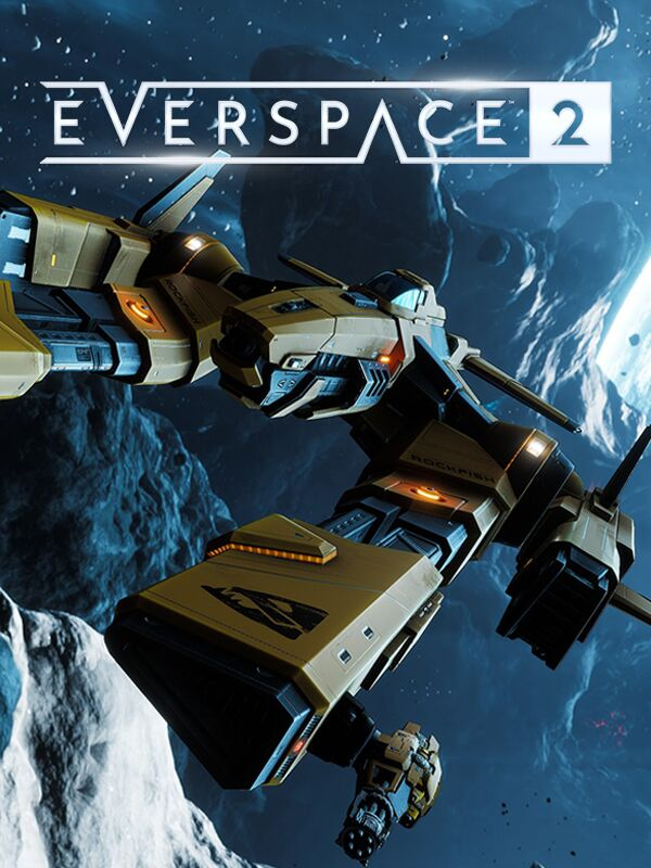 Everspace 2 Front Game Cover