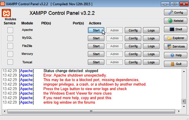 How To Change The XAMPP Server Port In Windows 10 | Change