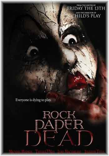 Rock Paper Scissors 2019 English Movie 480p HDRip Esubs