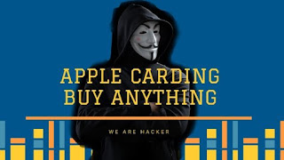 Buy Apple Carding Latest Method