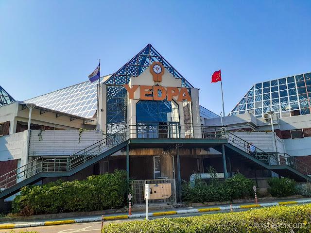 YEDPA Ticaret Merkezi | Yönetim girişi...