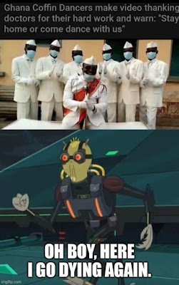 Coffin Dancers Meme
