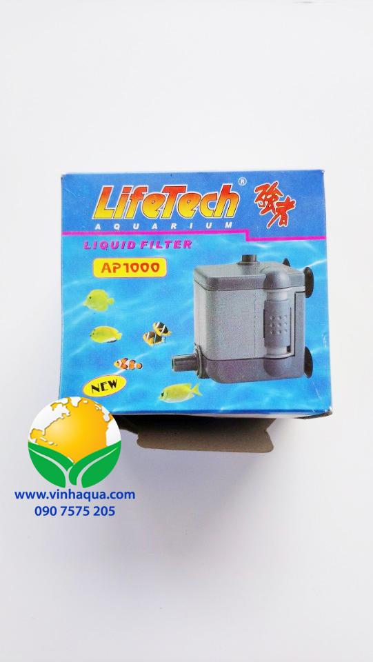 Phụ kiện thủy sinh - máy bơm Lifetech AP1000