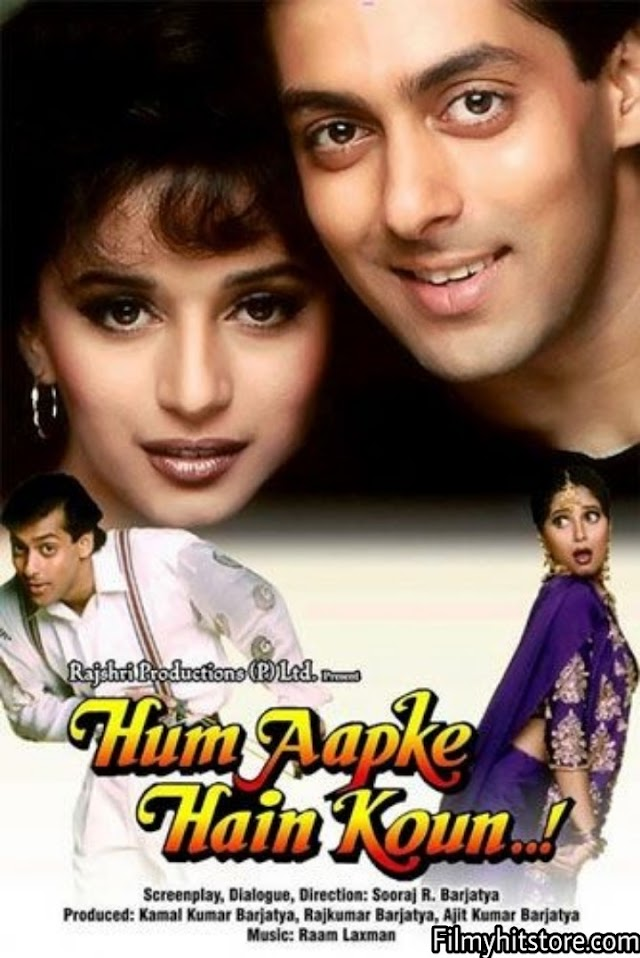 Hum Aapke Hain Koun HD Movie Download 720p Filmywap