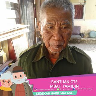 Mbah Yamidin : Bantuan OTS