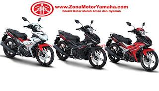 Dealer Resmi Yamaha - Harga Kredit Motor Yamaha MX King 150 untuk wilayah Jakarta, Bogor, Depok, Tangerang dan Bekasi