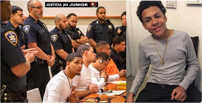 Fiscalía de El Bronx dice pandemia retrasa condenas a ocho trinitarios por el asesinato de Junior