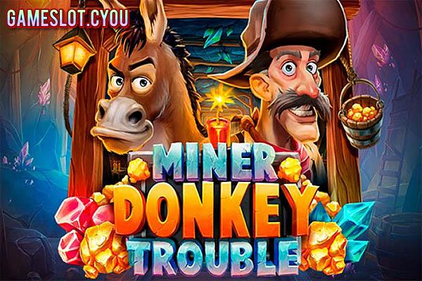 Miner Donkey Trouble - Game Slot Terbaik Play N GO