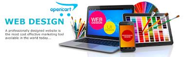 Dịch vụ Thiết kế website Opencart tại Bình Dương