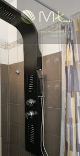 Montaż paneli prysznicowych Białołęka Targówek Bródno Ząbki Marki Wesoła Stara Miłosna