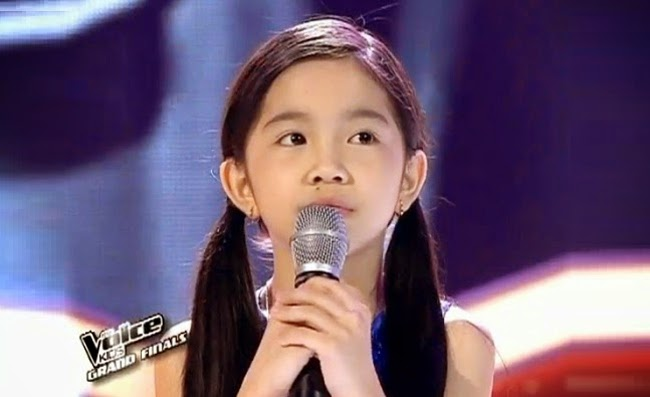 Watch Darlene Vibares performed 'You Don't Have To Say You Love Me' on The Voice Kids PH Grand Finale