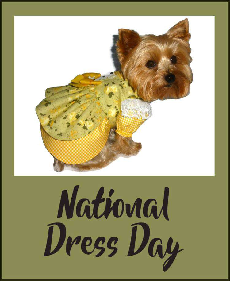 National Dress Day Wishes Images download