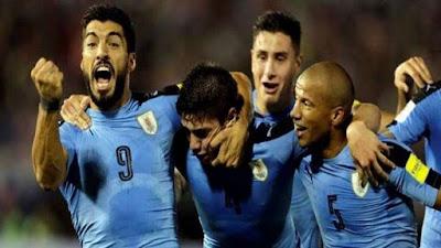 مشاهدة مباراة أوروجواي Vs الإكوادور بث مباشر اليوم الاثنين 17/06/2019 بطولة كوبا اميركا