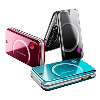 Spesifikasi Ponsel Sony Ericsson T707