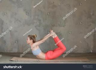 Bow-yoga-pose