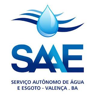 Gabarito e Resultado Concurso SAAE de Valença - BA 2017