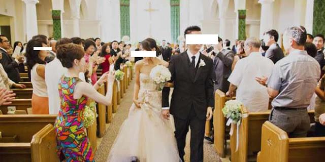 Nhận làm visa đi Mỹ để dự đám cưới người thân