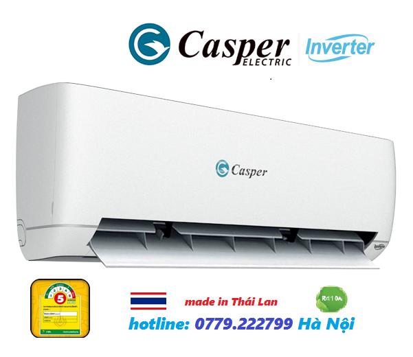 Điều hòa Casper GC-12TL22 inverter 12000BTU - Model 2019