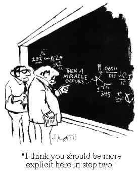 Humor, ciencia y milagro