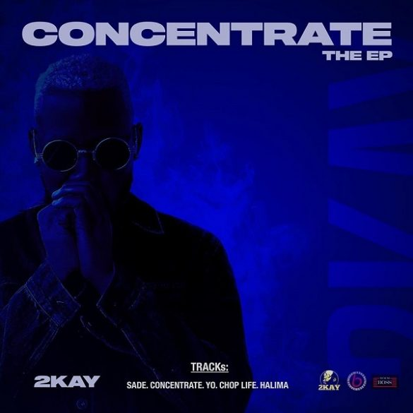 [FULL ALBUM] Mr 2Kay – Concentrate EP