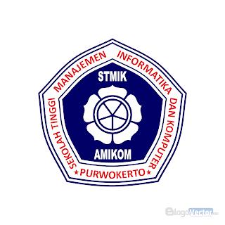 STMIK AMIKOM Purwokerto Logo vector (.cdr)