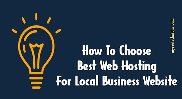 How To Choose Best Web Hosting For Local Business