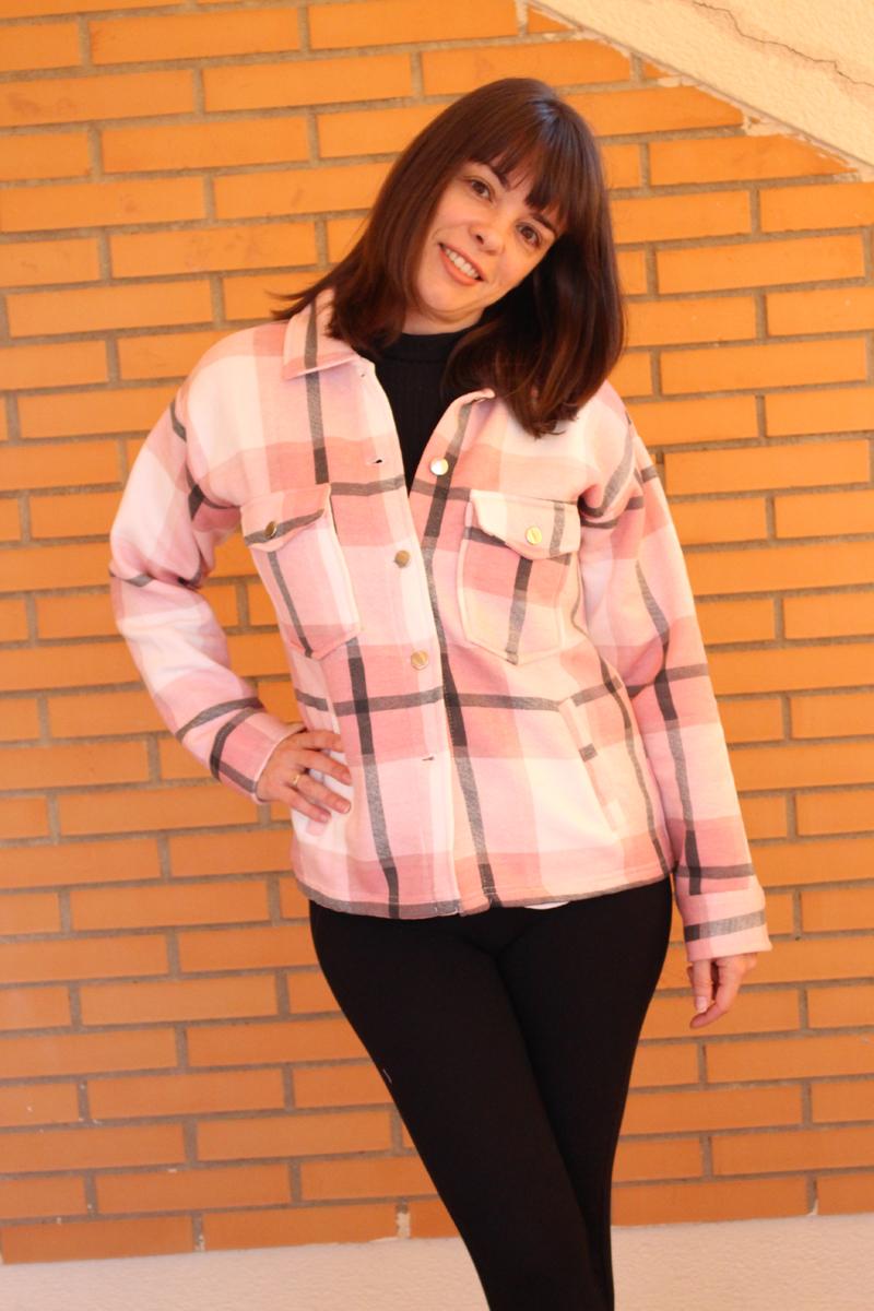 chaqueta pink