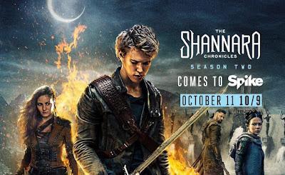 Segunda temporada de The Shannara Chronicles