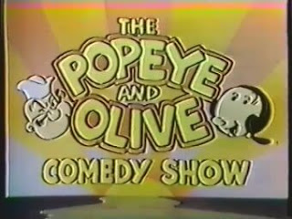 Popeye & Olive Comedy Show