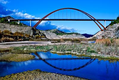 Puente en arco La Vicaria