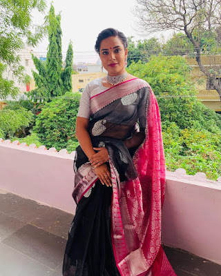 Hari Teja (Indian Actress) Biography, Wiki, Age, Height, Family, Career, Awards, and Many More